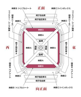 大相撲名古屋場所2-1